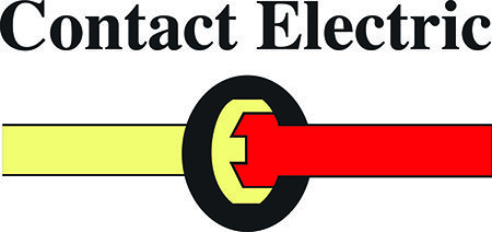 Contact Electric logo