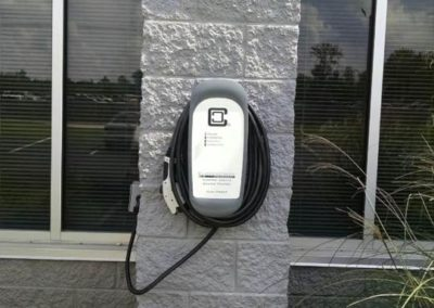 EV charging Greater Indiana Clean Cities