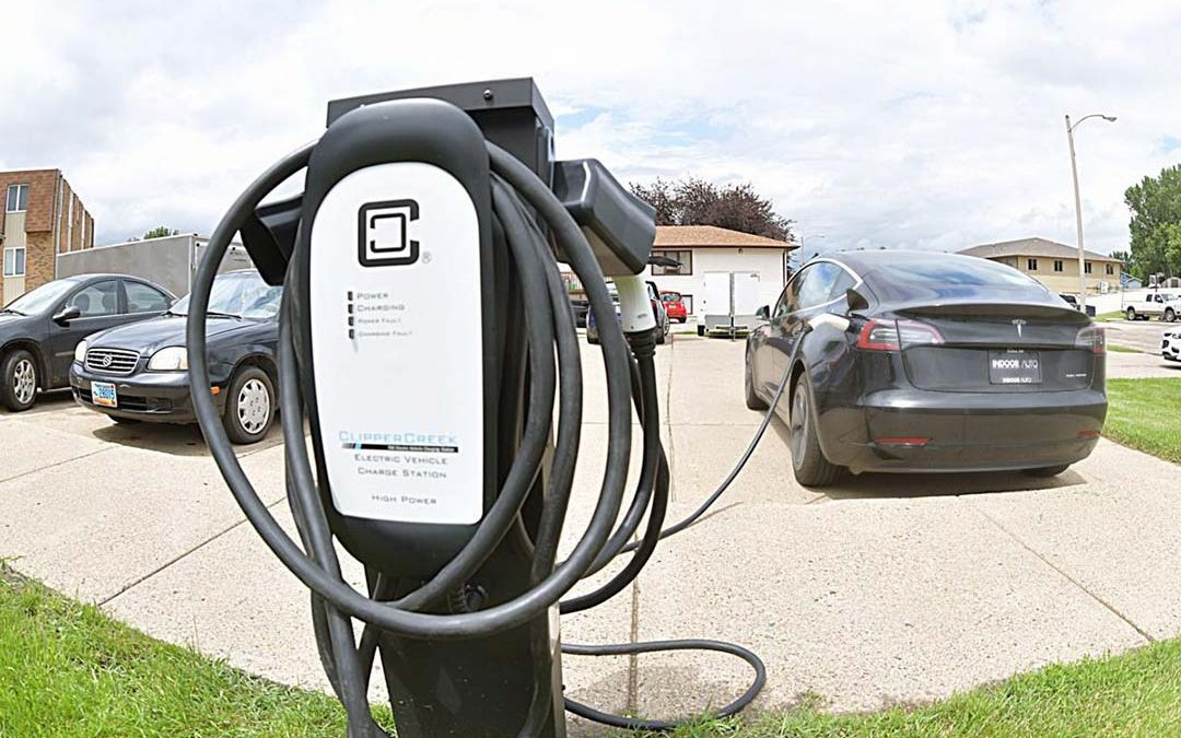 Volkswagen settlement money to fund cleaner engines, EV charging stations