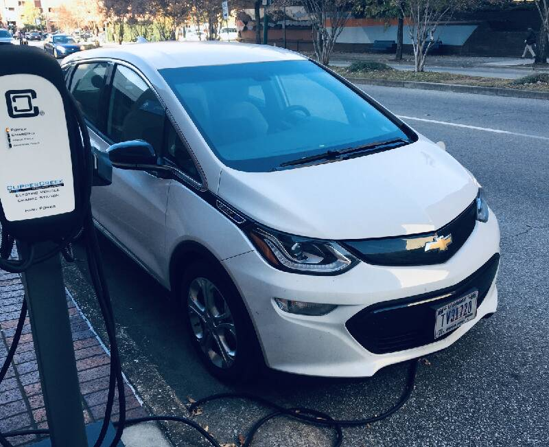TVA to install electric vehicle charging units at downtown parking garage