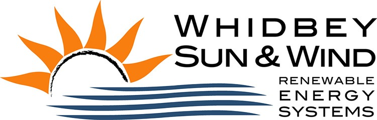 Whidbey Sun and Wind Renewable Energy Systems Logo