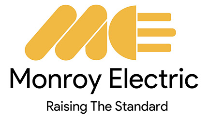 Monroy Electric logo