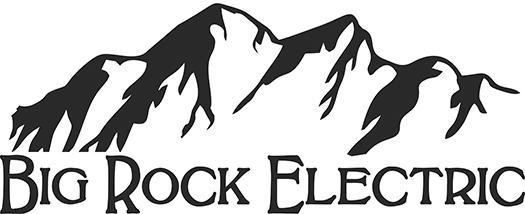 big rock electric logo