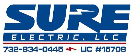 sure electric logo
