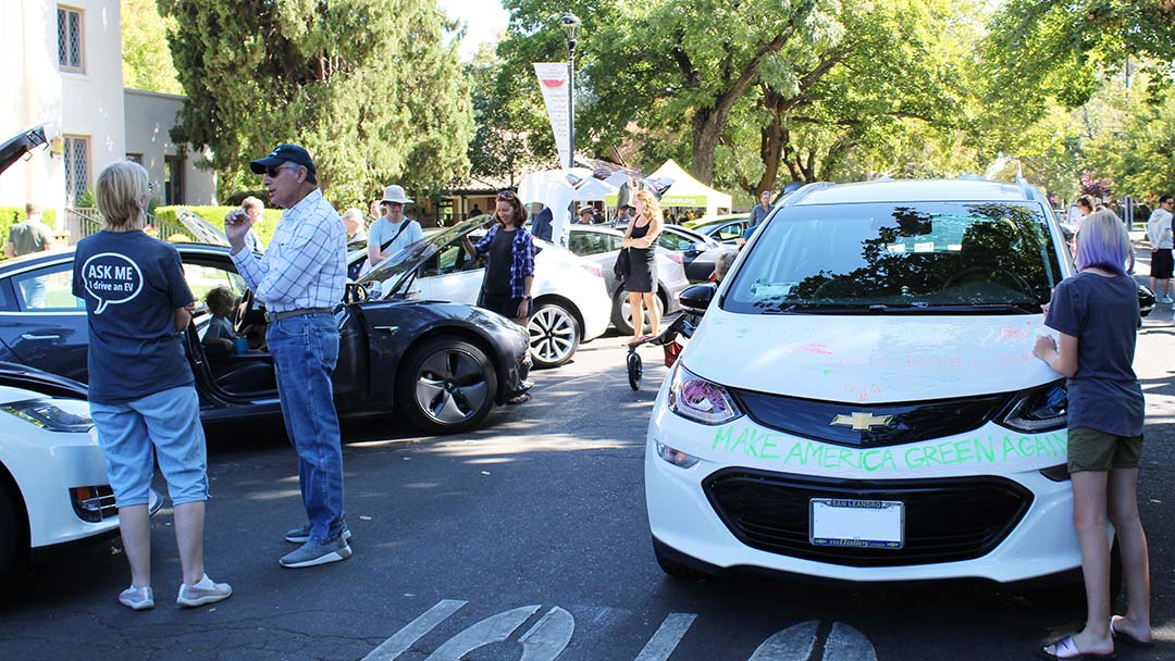 Get Involved! Electric Vehicle Clubs